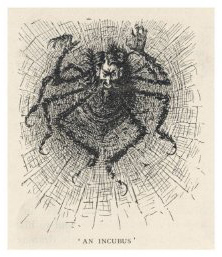 Svengali_as_a_spider_in_his_web