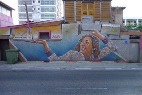 street art - TLV 1402