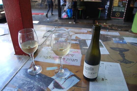 TLV 2015 - Ja, Barend dat is echt mijn wijn - l'chaim